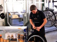 Continentals instruktionsfilm: Så monterar du ett standardcykeldäck