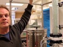 Magnus Sjöblom, forskare vid Luleå tekniska universitet