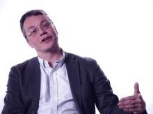 Kontorsrevolutionen: framtida lönsamhet. Henrik Blomgren Teknologie Doktor, Industriell ekonomi.