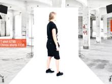 L.Brador vårnyheter visas i Catwalk-film