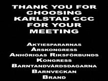 Karlstad CCC 5 år