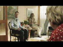 Aldrig ensam - Röda Korsets kampanj 2011- film från släktträff