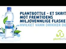 Plantbottle - Et skritt mot fremtidens miljøvennlige flaske