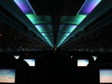 Slik ser Hekla Aurora ut inne i kabinen