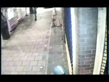 CCTV footage of people police wish to speak with