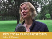 Susanne Green berättar om uppropet #höstplanteramera