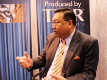 Dr. Chao talks TIGR: Bio resorbable product supporting human dynamic aspect of surgery