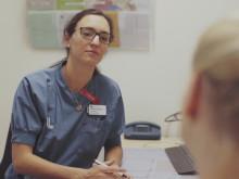 Läkaren Valeria Linderell om arbetssituationen på akutmottagningen