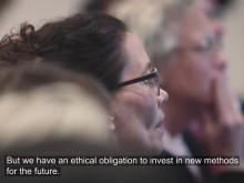 Video: Johnson & Johnson inviger nytt Stockholmskontor med fokus på framtidens patient