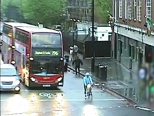 CCTV following Lambeth robbery