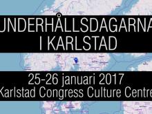 AMS Suite Underhållsdagarna 25-26 Januari 2017 i Karlstad