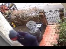 CCTV of person sought re: burglary in Merton