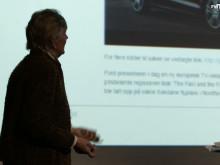 Fords digitale PR-reise, Anne Sønsteby - Mynewsday