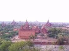 Filmklipp fra Bagan