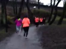 Backintervaller med B.A.B.Y. Runners Team Sthlm