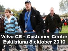 """""""Från berg till motorväg """" - med Swecon och Sandvik (oktober 2010)"""