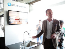 Bluewater Shanghai River Event