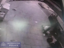 Footage of the incident