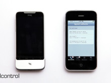 CallControl för iPhone