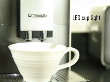 New Panasonic Bean-to-Cup Espresso Machine - Challenge the Coffee Convention!