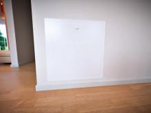 Thermotech golvvärme installerad i vårt virtuella hus