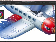 Affinity Designer professional vector graphic design software
