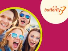 2,3 butterfly – Klassenfahrten nach Maß