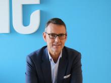 Leif Carlsson, chef Affärsutveckling