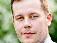 Jacob Höglund, presskontakt region Mitt