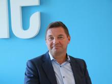 Stefan Helmvall, regionchef och vd för Lapplands Elnät AB