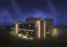 Ny akutvårdsbyggnad 2018