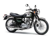 KLASSISK SKÖNHET MED HISTORISKA RÖTTER - Kawasaki W800