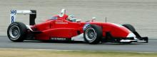 Managementgrupp får landslagsförare att sikta på Formel 1
