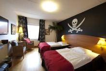 Piratrum på The Reef Hotel & Resort!