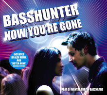 Basshunter nr 1 i England för tredje veckan i rad!
