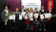 Success as Sweden's top wines are selected