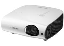 Samsung lanserar företagsprojektorer