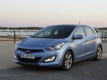 Ny generasjon i30 fra Hyundai