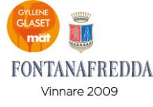 Fontanafredda får Gyllene Glaset