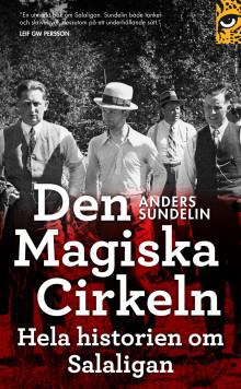 Ny pocket: Spännande reportage om Sala-ligan –  ett av Sveriges mest kända kriminalfall