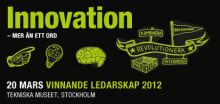 Innovation - Vinnande Ledarskap 2012
