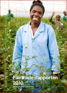 Fairtrade-rapporten 2010 Sverige kan mer