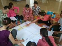 Klimatarbetet allt viktigare bland gräsrötter i Kambodja