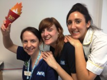 Take part in the Office Olympics and raise funds for Birmingham Children's Hospital
