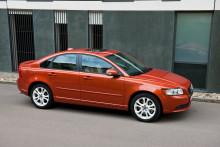 Volvo V50 klassledare - med CO2-utsläpp på 99 g/km
