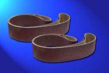 Nieuwe Norton schuurband voor vlakslijpen en center loos rondslijpen