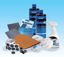 Nytt sortiment slipe- og polérprodukter for reparasjon av lakkdefekter