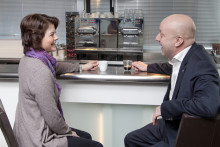 Vil kapre hotellgjester med en halv million Grand Cru kaffe