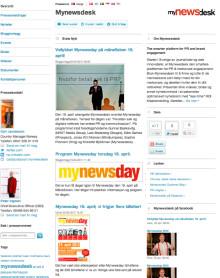 Flere investerer i Online newsrooms