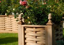 Quercus fencing – nyhet från Vansta Trädgård